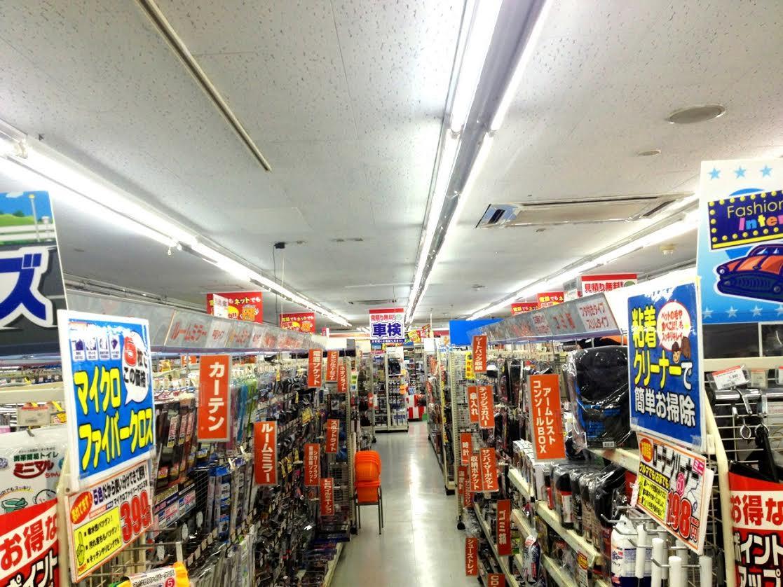 店舗・商業施設での設置事例