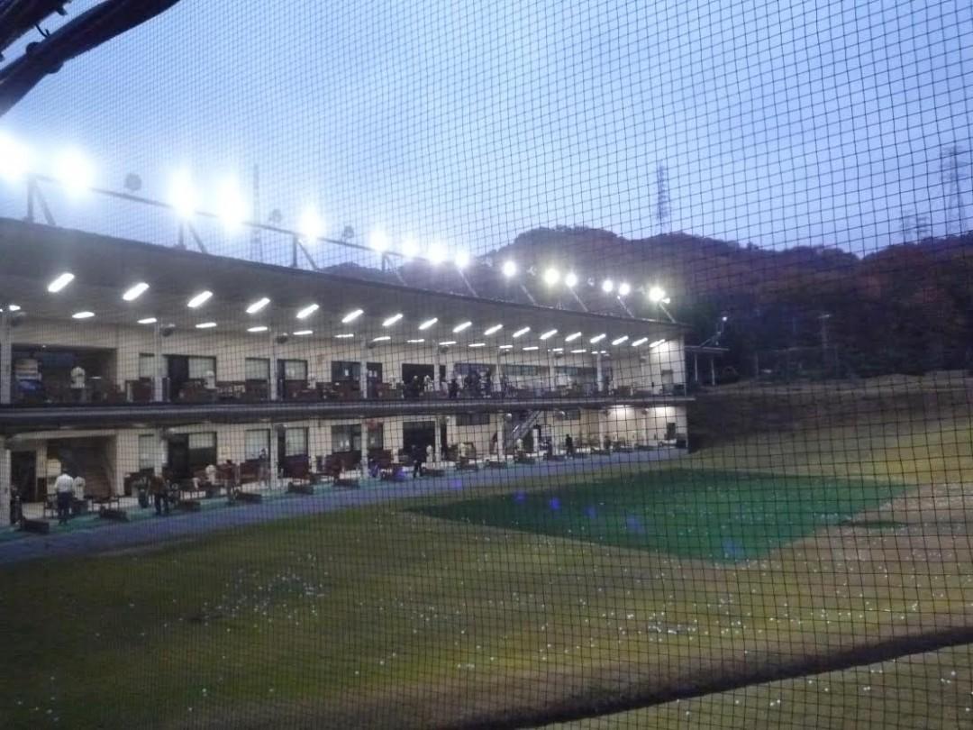 ゴルフ練習場設置事例