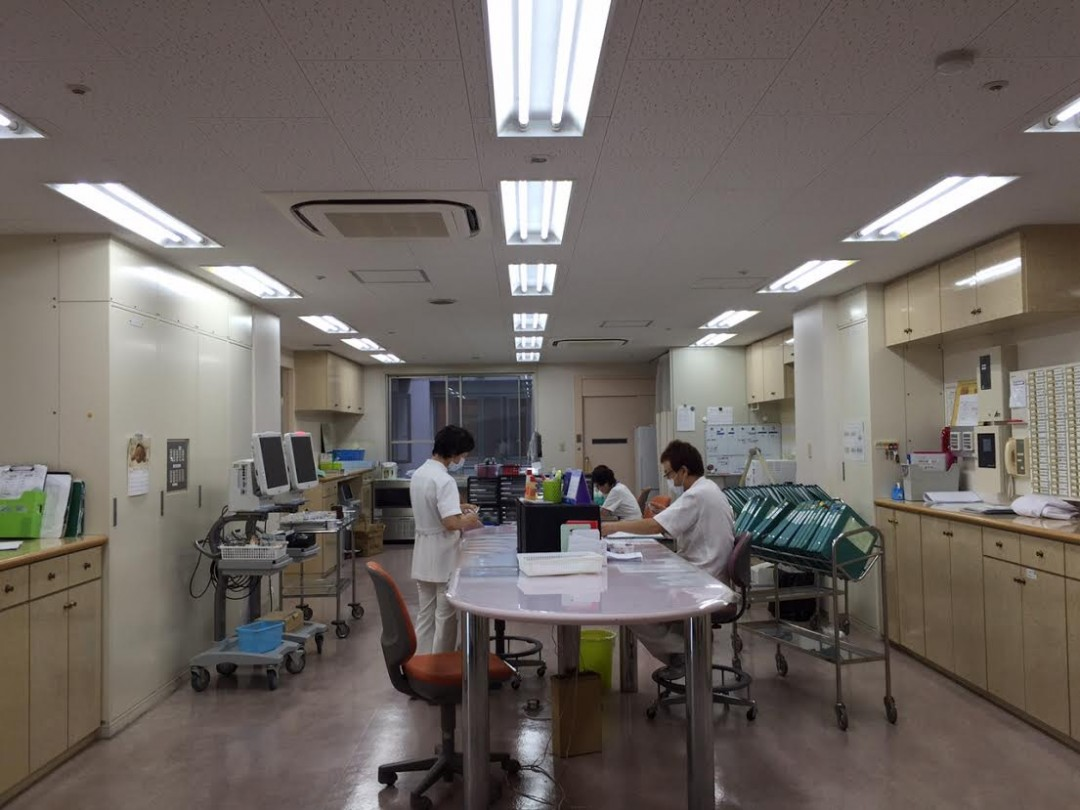 病院設置事例