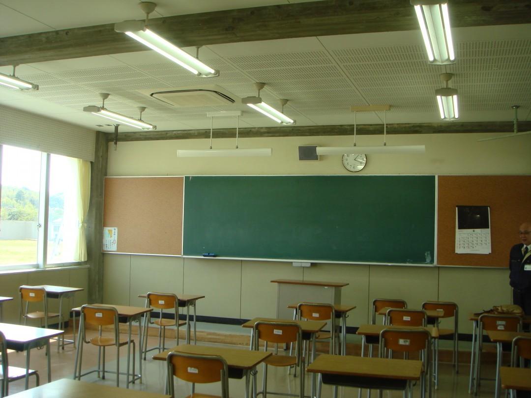 高等学校導入設置事例