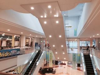 広島県大型ショッピングモール