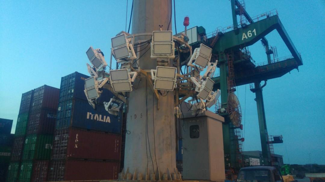 湾岸エリアGARAXY560設置事例写真